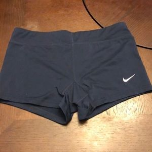 Nike volleyball shorts